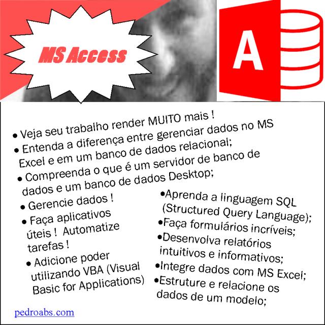 Aulas de informatica MS Access